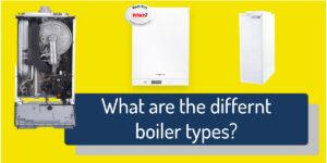 different-boiler-types Compare Boiler Quotes