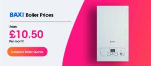 Baxi boiler prices Compare Boiler Quotes