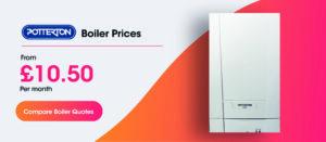 Potterton boiler prices Compare Boiler Quotes