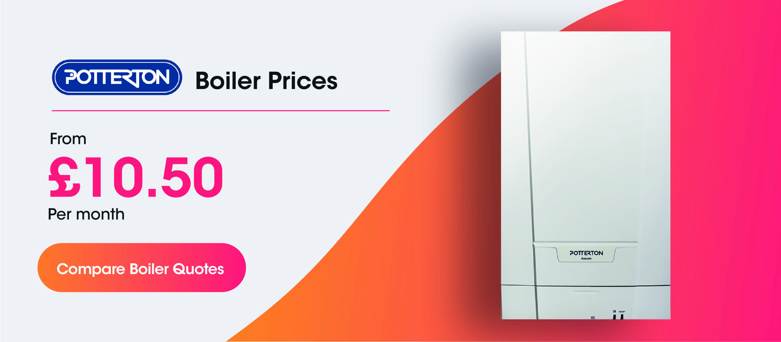 Potterton Boiler Prices & Review Compare Boiler Quotes