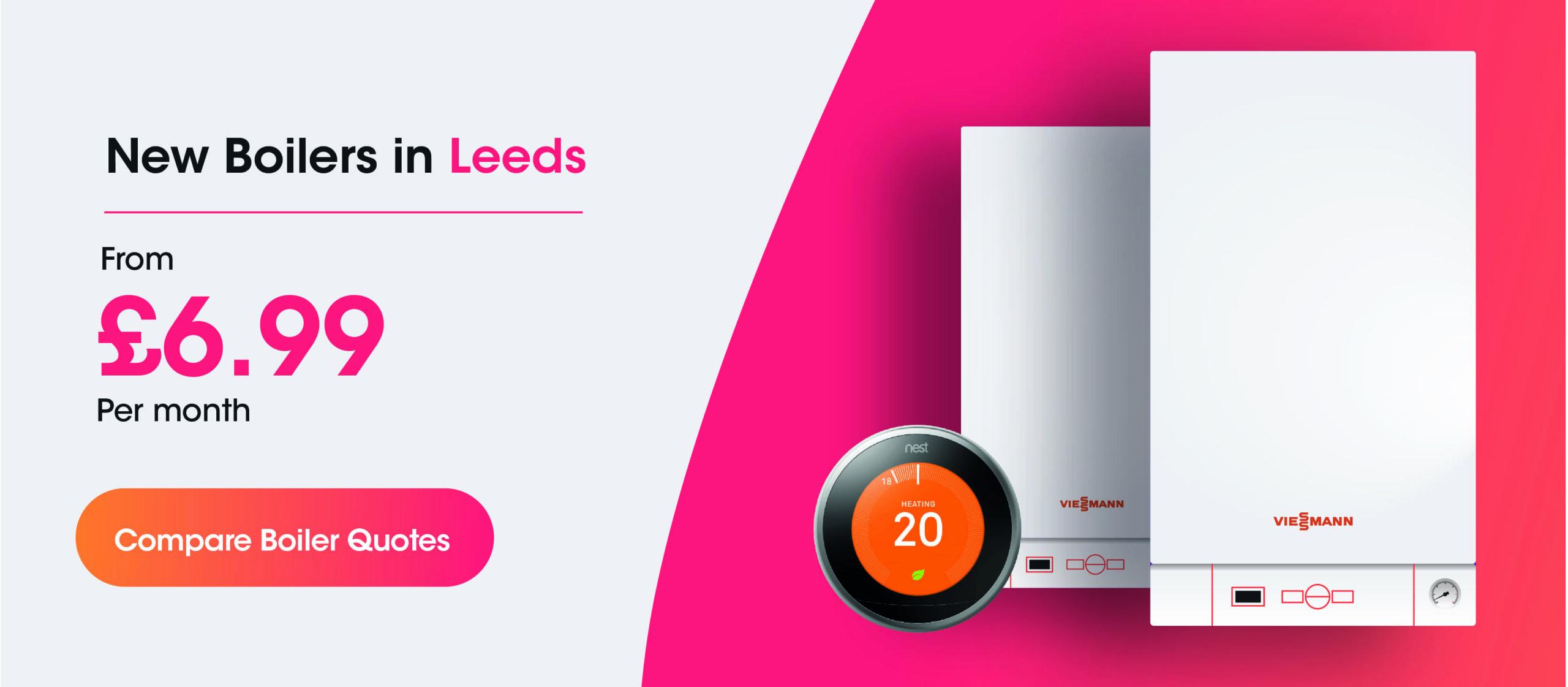 Boiler Installation Leeds Compare Boiler Quotes