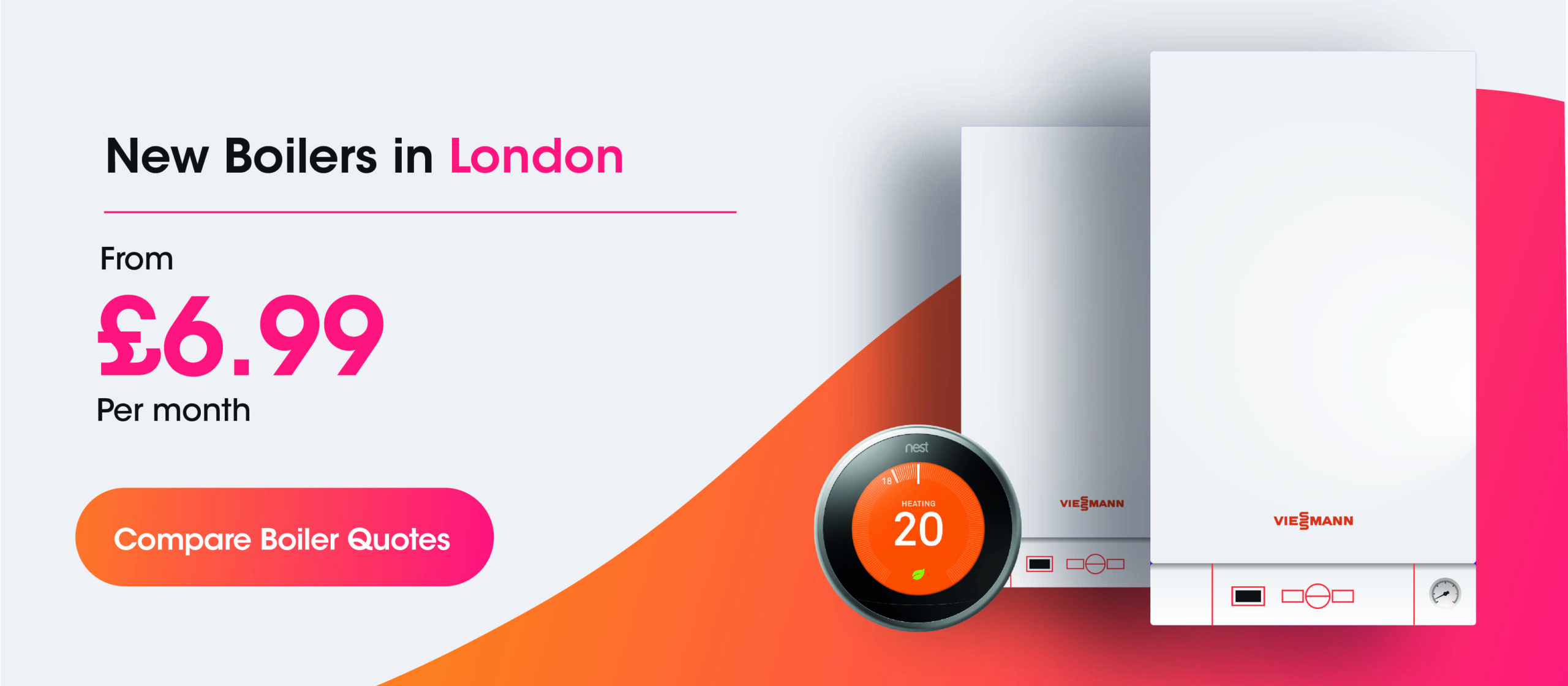London boiler installation - Get a new boiler in London Compare Boiler Quotes