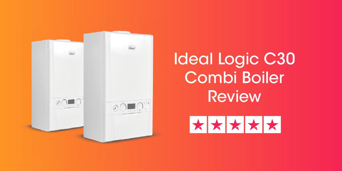 ideal logic c30 combi boiler review