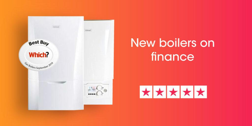 Boilers on Finance: Get a new boiler and pay monthly Compare Boiler Quotes