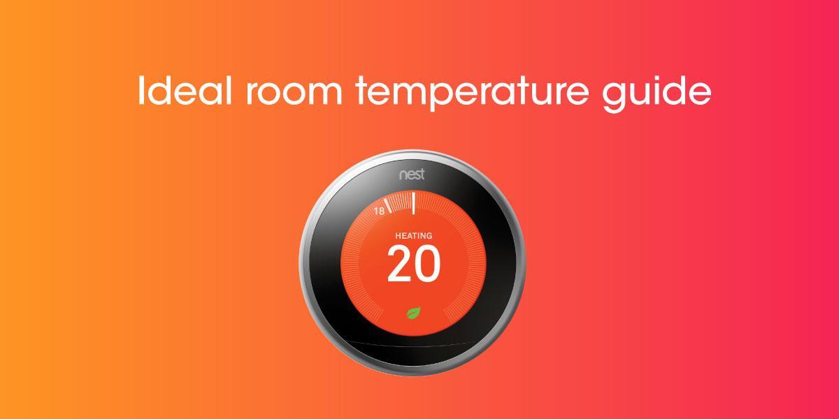 ideal room temperature