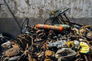 old rusty junk and garbage of steel Compare Boiler Quotes