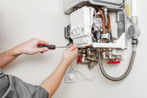 Repair of a gas boiler. Compare Boiler Quotes