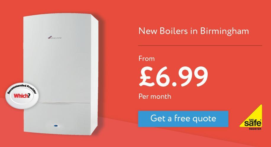boiler installation Birmingham