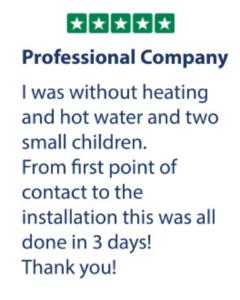 replacement boiler Birmingham