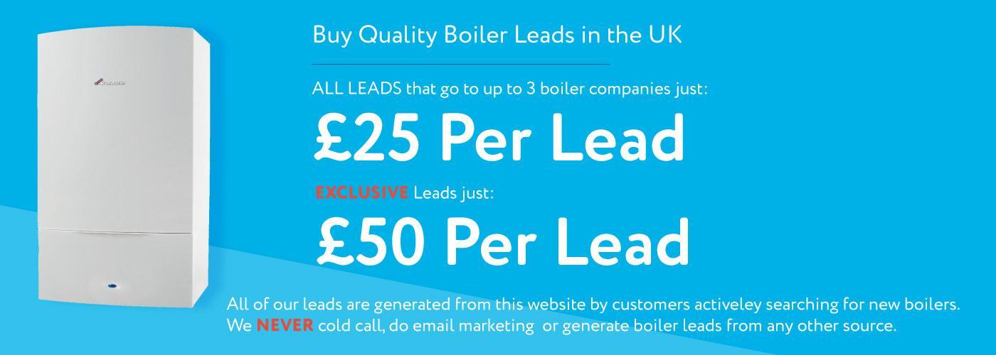 buy boiler leads