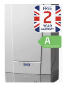 Baxi EcoBlue Heat Compare Boiler Quotes